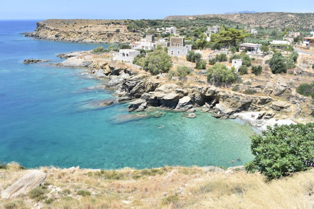 Kiparissos beach
