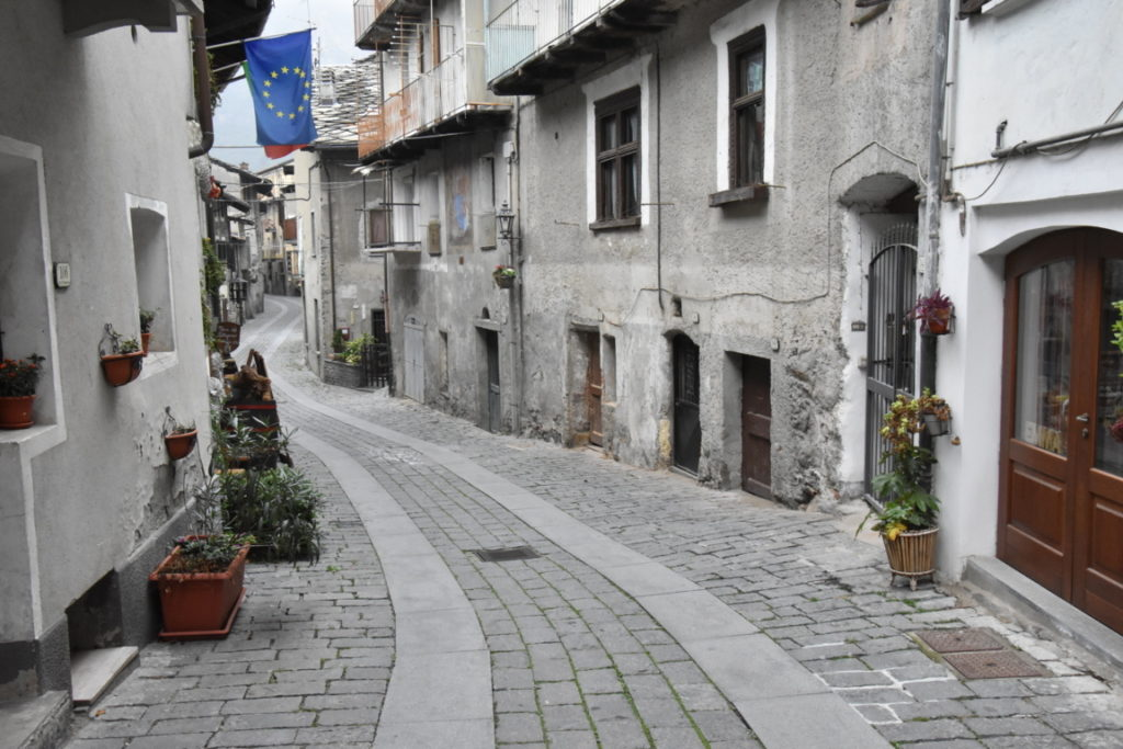 Donnas Aosta Valley