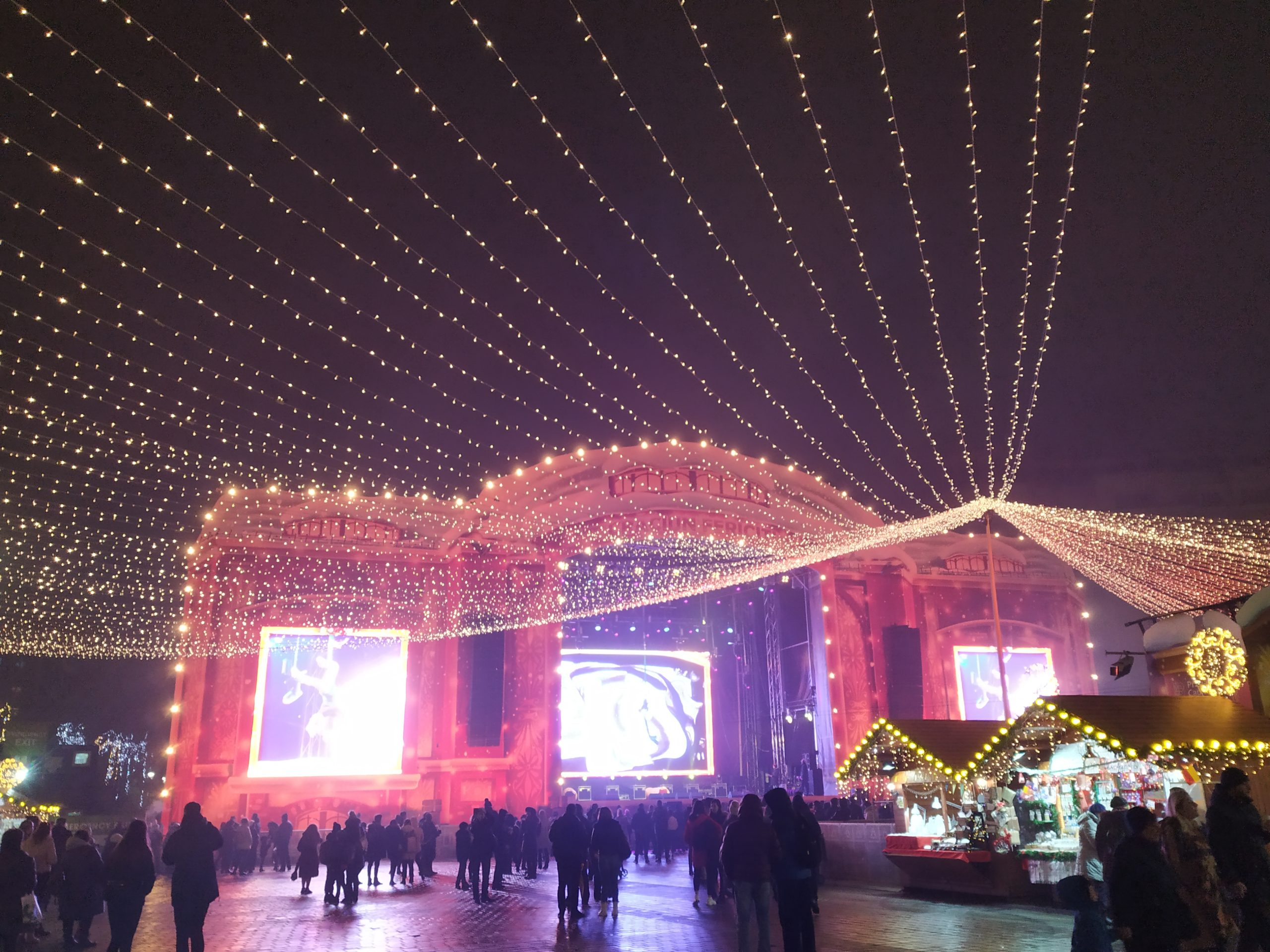 5 Reasons Why You Should Visit Bucharest Christmas Market